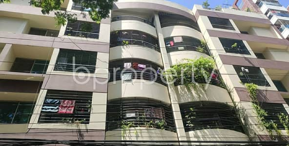 3 Bedroom Apartment for Rent in Dhanmondi, Dhaka - Situated In Dhanmondi, Near Maple Leaf International School, A Residence Is Up For Rent