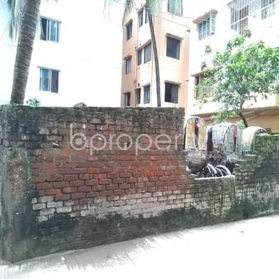 Plot for Sale in Maghbazar, Dhaka - 2.75 Katha Plot For Sale In Modhubag .