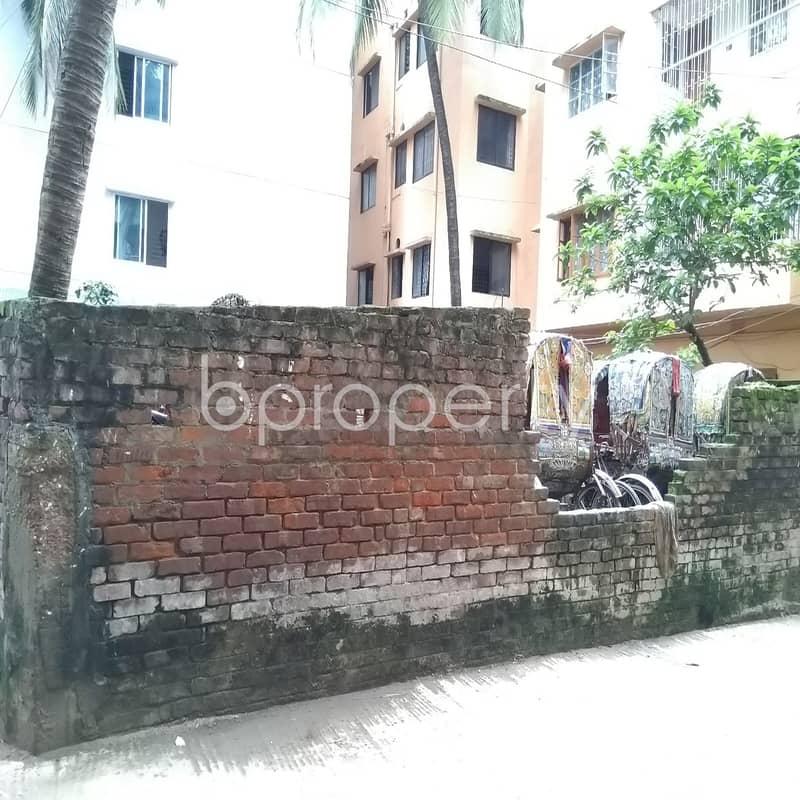 2.75 Katha Plot For Sale In Modhubag .