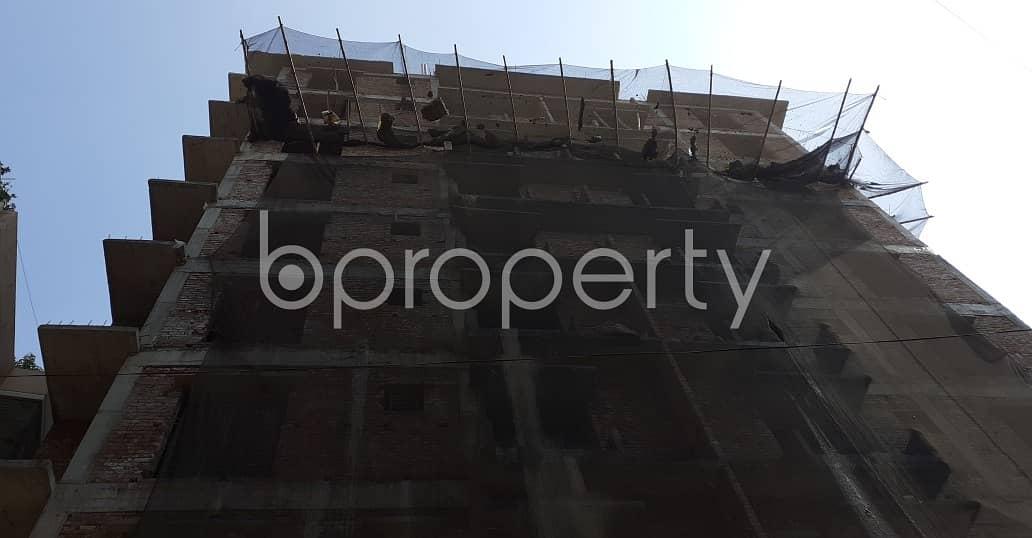 Visit This Apartment For Sale In Dhanmondi Near German Language School .