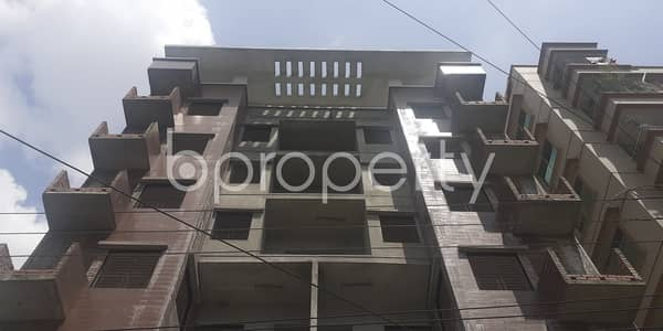 3 Bedroom Flat for Sale in Bashundhara R-A, Dhaka - In Bashundhara R-a, 1250 Square Feet Residential Apartment Is Up For Sale