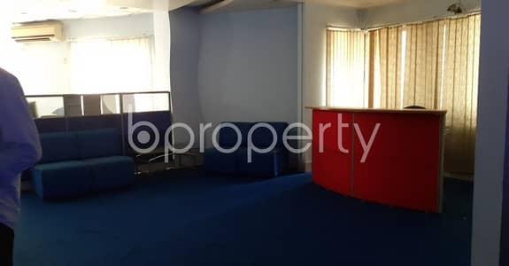 ভাড়ার জন্য এর অফিস - মহাখালী ডিওএইচএস, ঢাকা - A 2250 Square Feet Large Office Space Is For Rent In The Location Of Mohakhali DOHS .