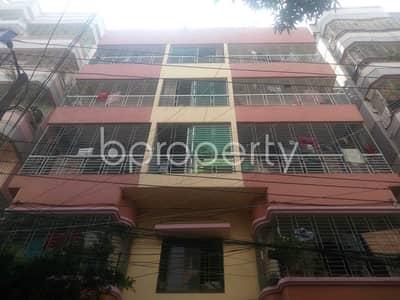 ভাড়ার জন্য এর অফিস - বনশ্রী, ঢাকা - This Office Space Of 900 Sq. Ft Is For Rent Located In South Banasree Project .