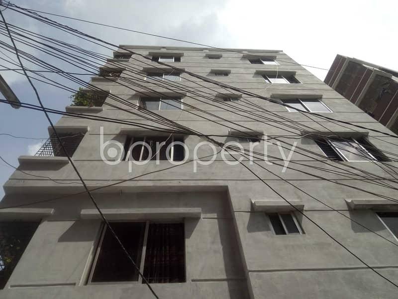 An Apartment Is Ready For Rent At Jagannathpur Badda, Near R-rayhan Jame Masjid
