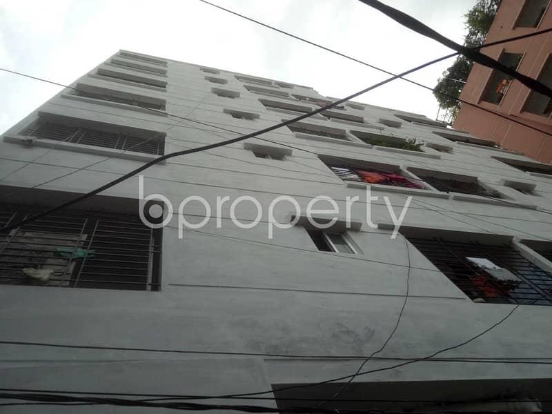 700 Sq Ft An Apartment Is Ready For Rent At Badda, Near R-rayhan Jame Masjid
