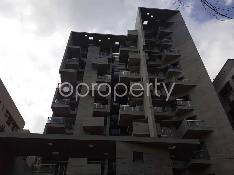 An Apartment Is Ready For Rent At Dhanmondi , Near Eastern University