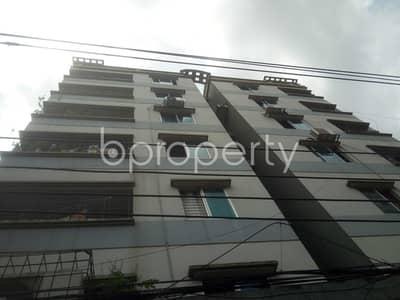 3 Bedroom Flat for Rent in Badda, Dhaka - A 1000 Sq Ft Noteworthy Flat Is Up For Rent In Jagannathpur, Badda