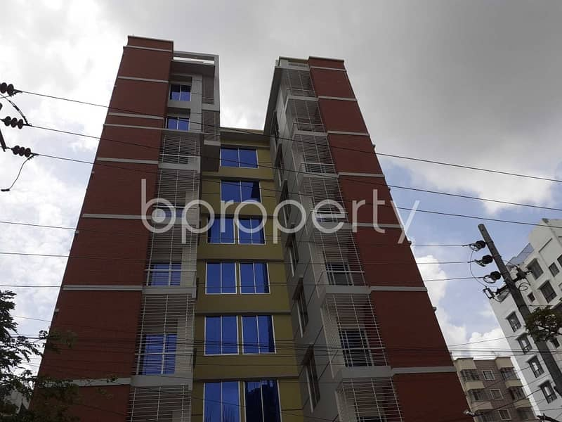 A Beautiful Apartment For Rent Is All Set For You In Bashundhara Nearby Markazul Fiqril Islami Bangladesh