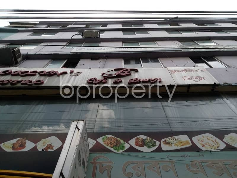 1200 Sq Ft Commercial Space For Rent In East Shewrapara