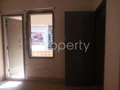 2 Bedroom Apartment for Rent in Kalachandpur, Dhaka - A Delightful Apartment Of 850 Sq Ft Is Ready To Rent In A Great Location Of West Kalachandpur.