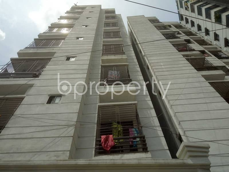 Grab This Residence Up For Rent In Shahjadpur