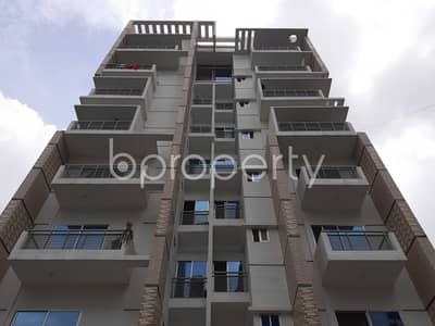 An Apartment Is Up For Rent In Bashundhara R-A , Near Bashundhara Eye Hospital.
