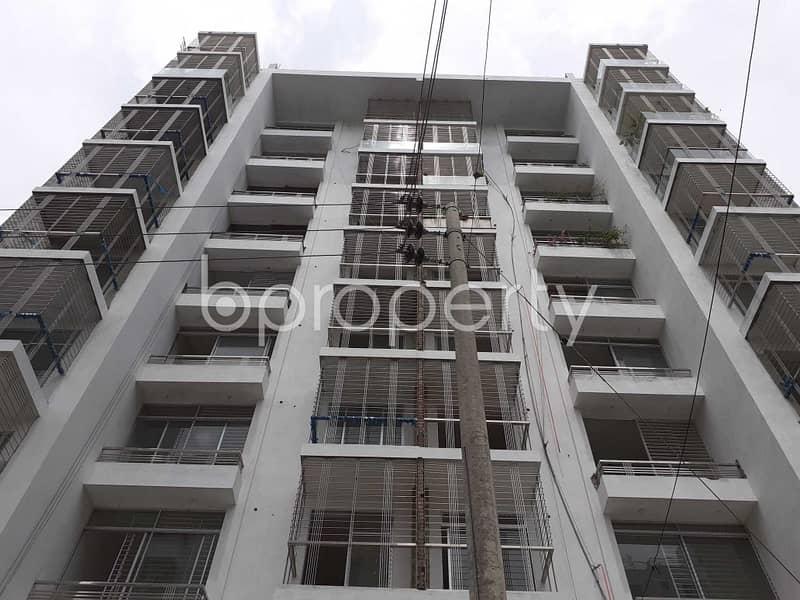 Check This Apartment Up For Rent At Bashundhara R-A Near Bashundhara Eye Hospital.