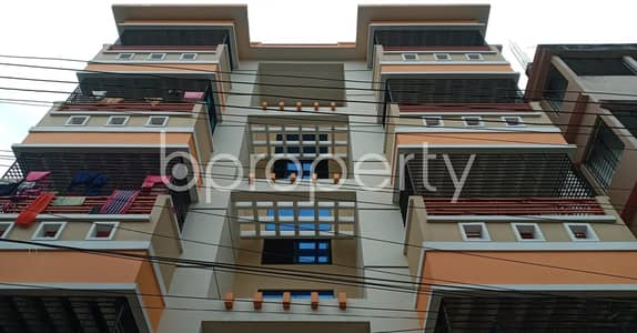 2 Bedroom Apartment for Rent in Tilagor, Sylhet - This 1000 Sq. Ft. Flat Is Up For Rent In Tilagor.