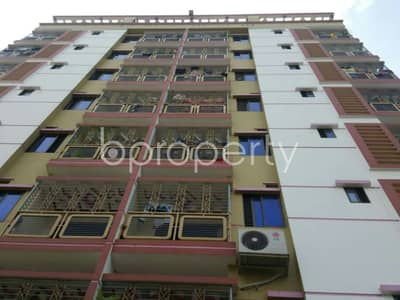 3 Bedroom Flat for Rent in Bayazid, Chattogram - A Nice And Medium Sized 1050 Sq Ft Residential Apartment Is Available For Rent At Shahid Nagar