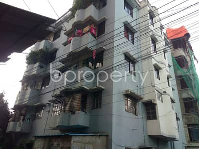 2 Bedroom Apartment for Rent in Bayazid, Chattogram - Lucrative Apartment Of 850 Sq Ft Is Waiting To Be Rented In Shahid Nagar