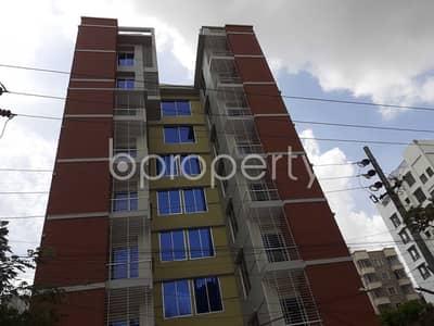 Check This Apartment Up For Rent At Bashundhara R-A Near Bashundhara Eye Hospital