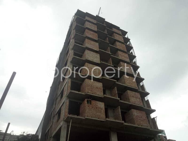 Visit This Apartment For Sale In Shahjadpur Near Mubassara Jaman Homes Mosque.