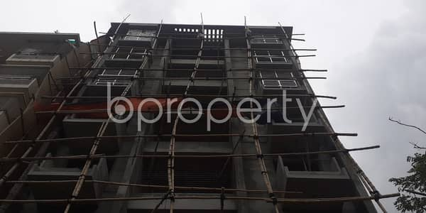 A 2100 Square Feet Large Residential Apartment For Sale In Bashundhara R-A