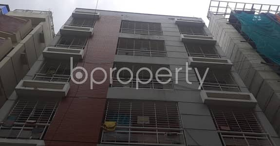 An Impressive 1730 Sq Ft Residential Apartment Is Up For Sale In The Center Of Bashundhara R/A .