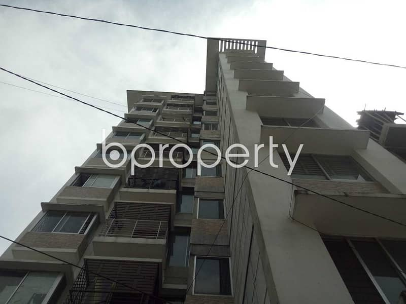 Exquisite Flat Is Up For Sale In Block A, Bashundhara R-a
