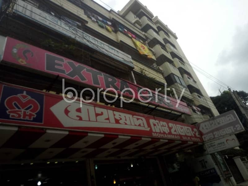 A Commercial Space Is Available For Rent In Mirpur-10.