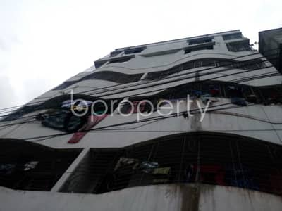 1 Bedroom Flat for Rent in Kalachandpur, Dhaka - An Adequate 700 Sq Ft Residential Apartment Is Up For Rent In The Center Of West Kalachandpur