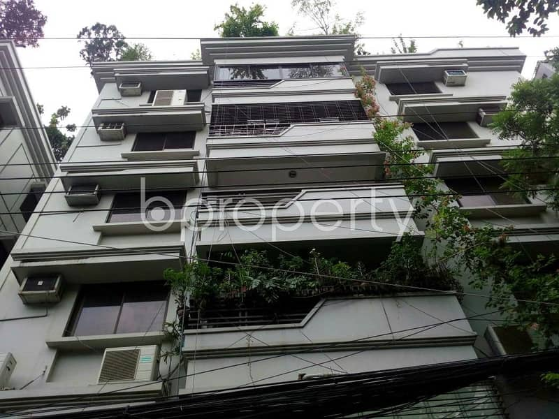 Picture Yourself, Residing In This Well Constructed And Planned Flat In Gulshan 2 For Rent, Near Gulshan Central Masjid