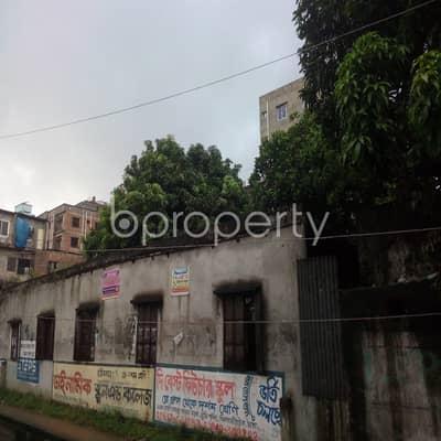 Plot for Sale in Badda, Dhaka - A 4 Katha Plot Is For Sale At Khilbari Tek Road.