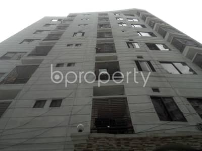A 2 Bedroom And 750 Sq Ft Properly Developed Flat For Rent In Shahjadpur.