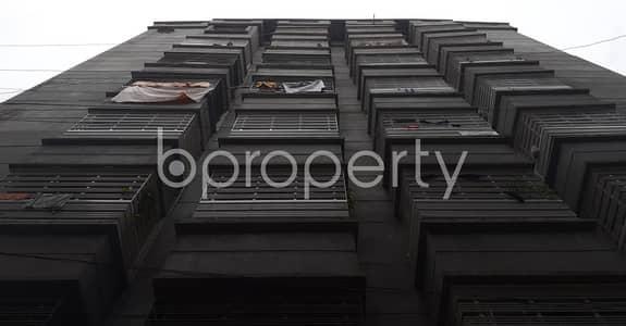 2 Bedroom Flat for Sale in Dakshin Khan, Dhaka - 892 Sq. ft Apartment Is For Sale Near To Gowaltrek Jame Masjid .