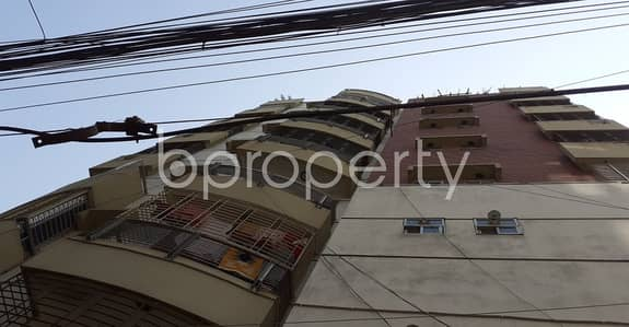 3 Bedroom Flat for Sale in Lalmatia, Dhaka - Visit This Apartment For Sale In Lalmatia Near Lalmatia Girls' High School.