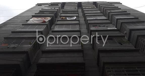 2 Bedroom Apartment for Sale in Dakshin Khan, Dhaka - Worthy 892 SQ FT Residential Apartment is for sale at Goaltek