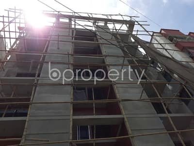 Ready Flat Is Now For Sale In Bashundhara Nearby North South University