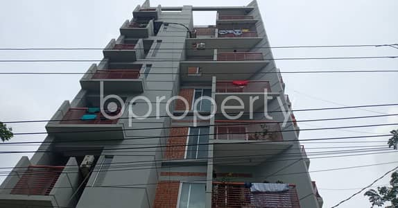 This 2000 Square Feet Amazing Flat In Bashundhara R-A With A Convenient Price Is Up For Sale