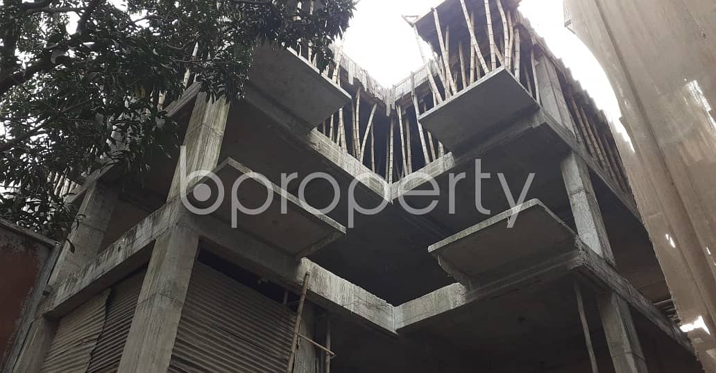 Apartment For Sale In West Dhanmondi, Near Jafrabad Government Primary School