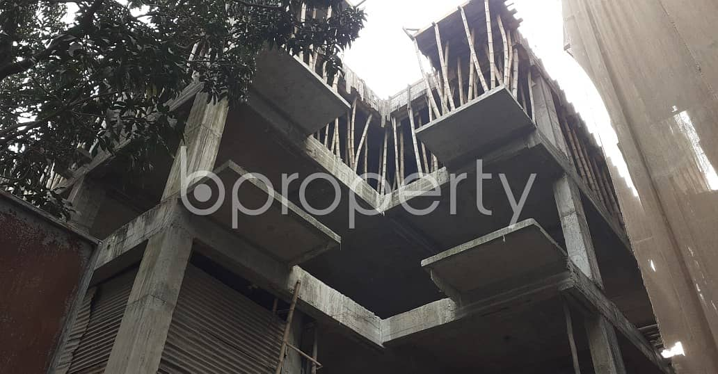 Take This Residential Flat Is For Sale At West Dhanmondi Area Nearby Jafrabad Government Primary School