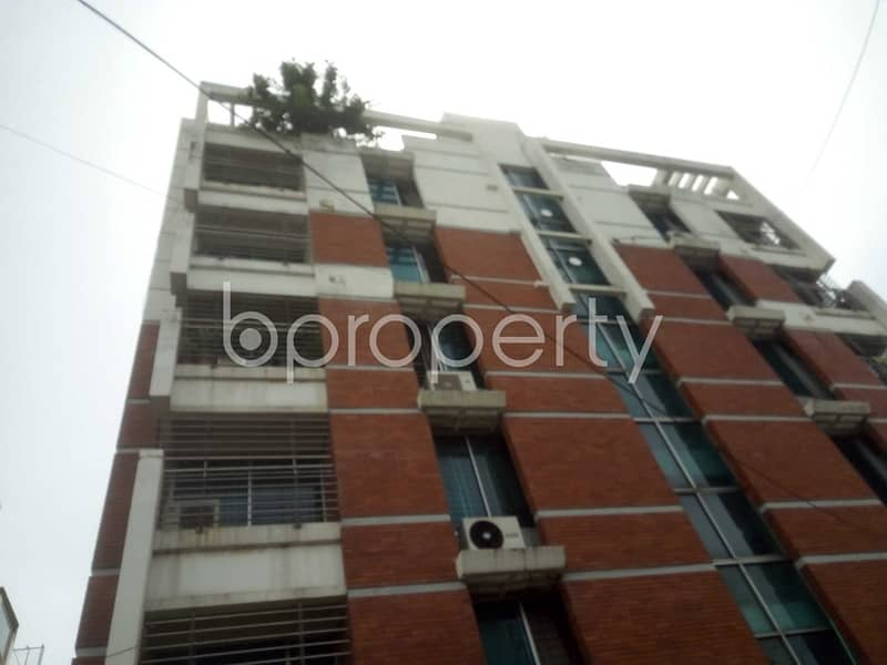 A Nicely Constructed Flat Can Be Found In Baridhara Block J For Rent, Near Natun Bazaar Bus Stand