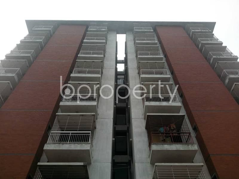 Full Building for Rent in Banasree close to Ideal School