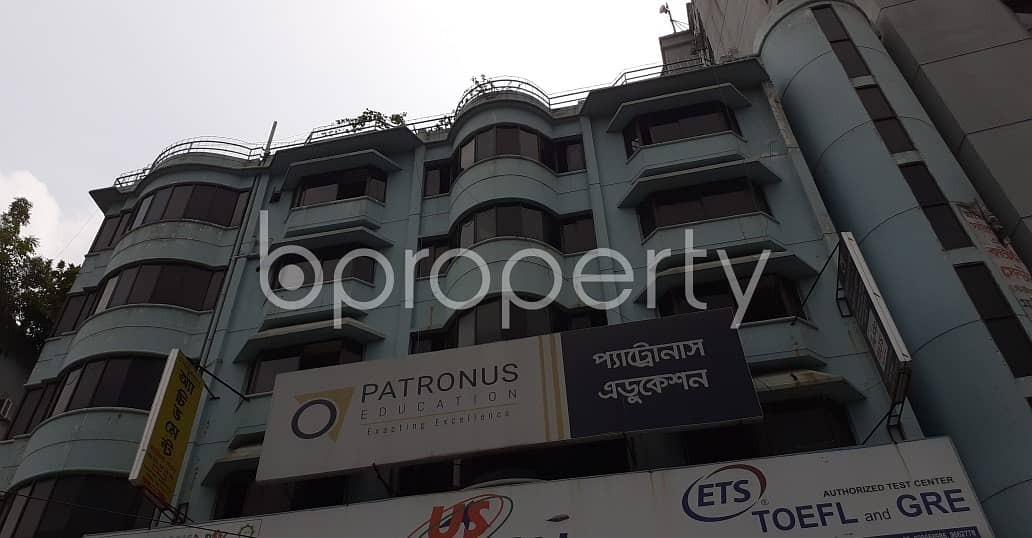 Are You Thinking Of Expanding Your Business? See This Office Space Covering 3500 Sq. Ft. Located In Panthapath.