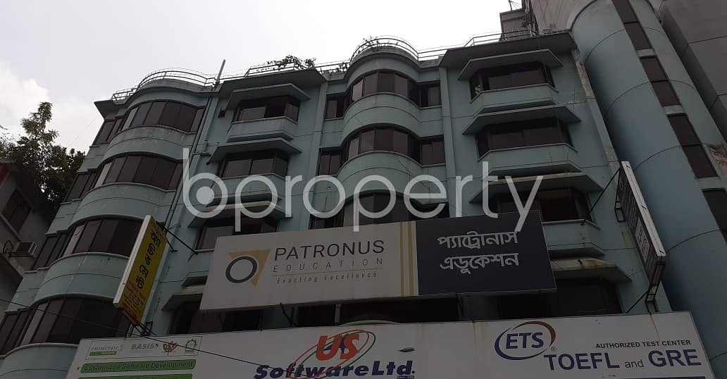 3500 Square Feet Large Office Space Is For Rent In Panthapath.