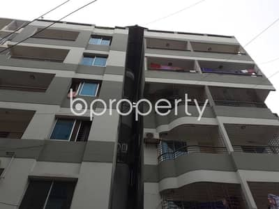 3 Bedroom Flat for Sale in Uttara, Dhaka - Spaciously Designed And Strongly Structured This Apartment Is Now Vacant For Sale In Uttara Near Tanjimul Ummah Alim Madrasah