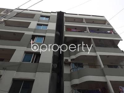 বিক্রয়ের জন্য BAYUT_ONLYএর ফ্ল্যাট - উত্তরা, ঢাকা - Spaciously Designed And Strongly Structured This Apartment Is Now Vacant For Sale In Uttara Near Tanjimul Ummah Alim Madrasah