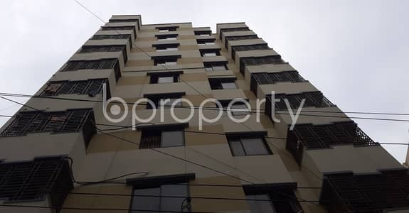 3 Bedroom Flat for Sale in Kalabagan, Dhaka - We Have A 1200 Sq. Ft Flat For Sale In The Location Of North Dhanmondi Road Kalabagan