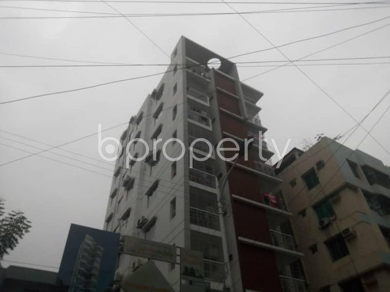 590 Sq Ft Properly Constructed Flat For Rent In Uttara, Near Hi-care General Hospital Ltd.