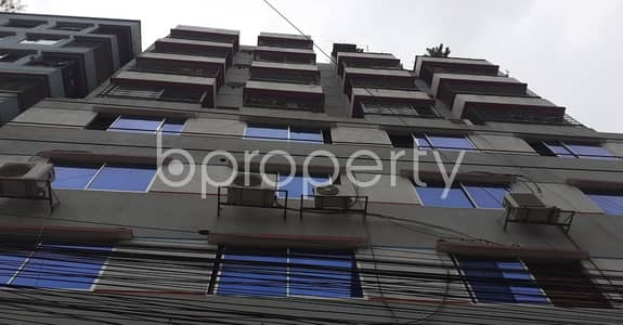 Office for Rent in Mirpur, Dhaka - Are You Thinking Of Expanding Your Business? See This Office Space Covering 1200 Sq. Ft. Located In Rupnagar R/A .