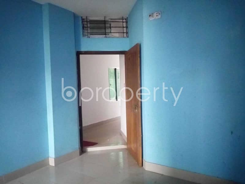 A Worthy 800 Sq Ft Small Apartment Is Waiting For Rent At Kalachandpur
