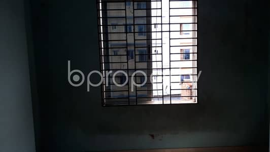 1 Bedroom Apartment for Rent in Halishahar, Chattogram - This 600 Sq. Ft Apartment Ready For Rent At Halishahar Near Government Physical Education College