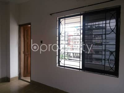 2 Bedroom Apartment for Rent in Kalachandpur, Dhaka - This Residence Is Up For Rent In Pashchim Para Road, West Kalachandpur
