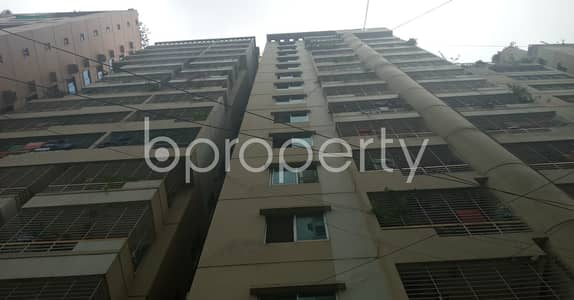 3 Bedroom Flat for Sale in Shegunbagicha, Dhaka - Comfortable And Nicely Planned 1530 Sq Ft Flat In Shegunbagicha For Sale